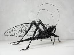 saatchi art metal sculpture wire sculpture wire art home decor