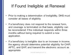 affordable care act application verification u0026 renewal session 5