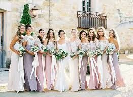 bridesmaid dresses non traditional bridesmaid dresses for your summer wedding