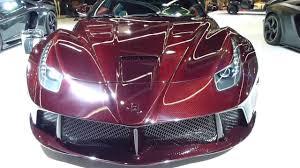 purple ferrari f12 2013 iaa mansory la revoluzione ferrari f12 berlinetta 6 3 v12