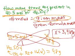 showme stoichiometry problems grams to grams