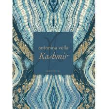 blue kaleidoscope wallpaper antonina vella kashmir wallpaper book by york leland s wallpaper