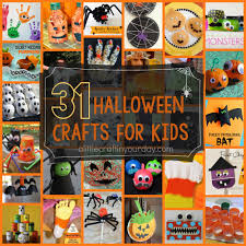Halloween Crafts For Kindergarten Halloween Kid Crafts A Little Craft In Your Day
