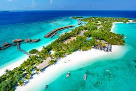 Maldives Cottages On Water by 5 Star Beach Resort Sheraton Maldives Resort
