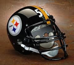 Pittsburgh Jack Pittsburgh Steelers 58 Football Helmet Stickers Numbers Only