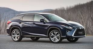 lexus suv 2016 rx 2016 lexus rx pricing and specifications photos 1 of 22