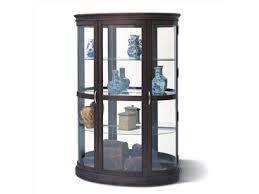 glass corner curio cabinet curio cabinets glass glass curio cabinet