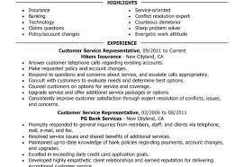 Sample Resume For Customer Service Representative In Bank by Customer Service Representative Resume By Lily Wright Writing