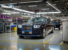 roll royce car 2018 how you can get your hands on the first all new rolls royce