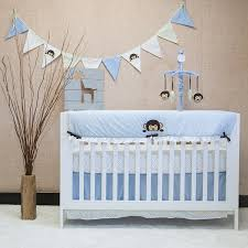 Organic Nursery Bedding Sets by Amazon Com Pam Grace Creations Maddox Monkey Mix U0026 Match 10