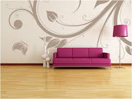 Bedroom Stencils Designs Fabulously Stunning Flower Wall Stencil Ideas For Painting Wall