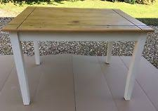 Cream Dining Table EBay - Cream kitchen table