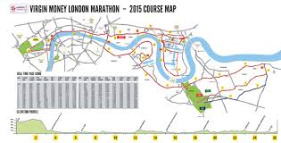 Mapping Running Routes by 25 Amazing Running Routes Around The World