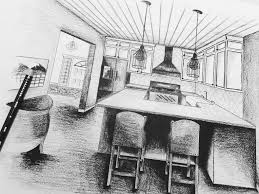 Kitchen Design Sketch Interior Design Her Satisfied Soul Page 2