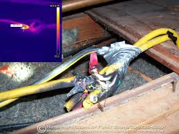 open junction boxes electrical hazards home inspections of puget