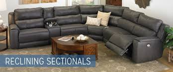 Reclining Sectional Sofas Reclining Sectional Sofas Haynes Furniture Virginia S Furniture