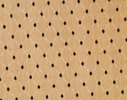 Diamond Upholstery Waverly Sage Green Embroidered Diamond Dot Faux Silk Fabric