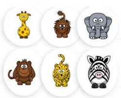 edible cake decorations buy 12 animal decorations edible cake decorations in