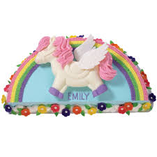 cakes candy and flowers pegasus party cake wilton
