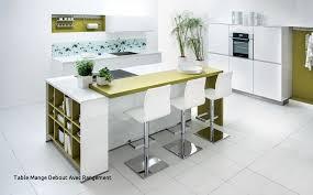 table bar de cuisine avec rangement table mange debout conforama with table haute de cuisine avec