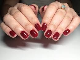 10 simple red nail designs black red nail polish designs simple