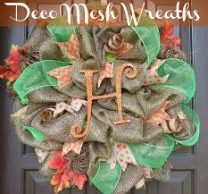mesh wreaths deco mesh wreaths