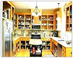 Kitchen Cabinets No Doors Kitchen Cabinet No Door