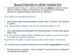how fast does sound travel in air images Today finish vibrations and waves ch 19 sound ch 20 ppt jpg