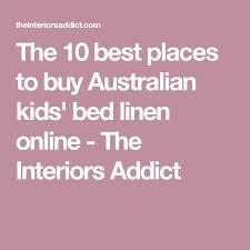 Best Brand Bed Sheets Best 25 Kids Bed Linen Ideas On Pinterest Kids Bed Sheets