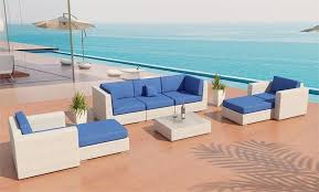 Wicker Sectional Patio Furniture by Monterey By Las Vegas Patio Furniture Viro Outdoor Wicker