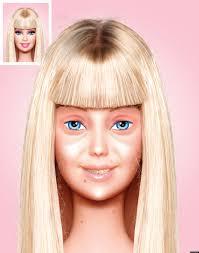 barbie makeup pics huffpost