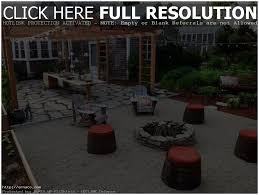 Cheap Backyard Patio Ideas Backyards Outstanding Cheap Backyard Ideas Budget Backyard