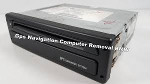 bmw m5 540i 740 x5 330 mk gps navigation computer removal e53 e39