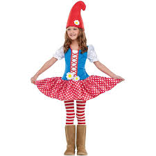 Halloween Costumes Toddlers Girls Amazon Gnome Toddler Costume Toddler Small Clothing