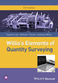 wills element of quantity surveying
