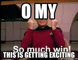 So Much Win Meme - o my this is getting exciting so much win meme generator