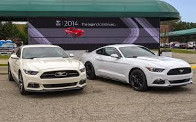2015 mustang source wimbledon white vs oxford white the mustang source ford