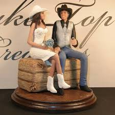 cowboy wedding cake toppers from moments to eternity awesome cake toppers cowboy and