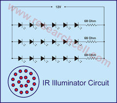 function christmas light circuit digital candle wiring diagram
