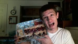 tasty treats with a twist ep 7 ghetto birthday cake youtube