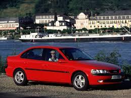 opel vectra b vectra b 2 5i v6 24v 195 hp