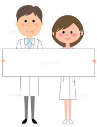 Doctor And Nurse Doctor And Nurse Whiteboard Illustration 5351754 Stock Photo