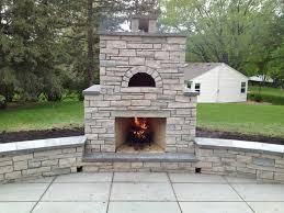 styles of outdoor fireplace kits axentra net