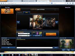 game minor garen champ select bug league of legends community