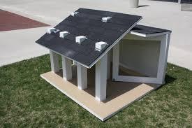 modern dog house plans