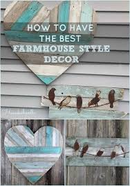 How To Have the Best Rustic Farmhouse Style Decor