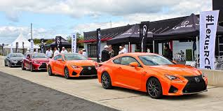 lexus rcf uk release driven 2015 lexus rc f track review big motoring world