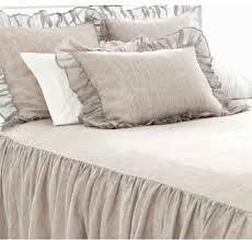 savannah linen bedspread revibe designs