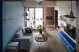 Quirky Home Design Ideas by Superhero Living Room Interior Design Ideas