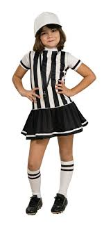 referee costume kids referee costume